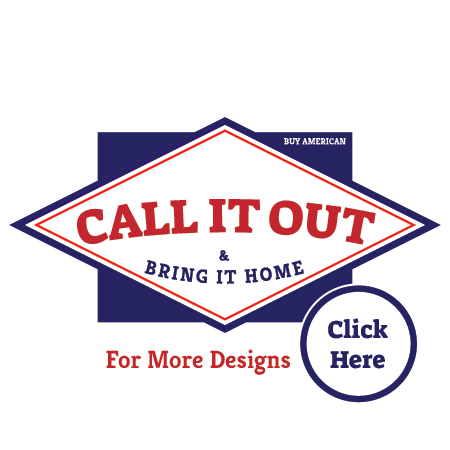 Call it Out Shirt Designs